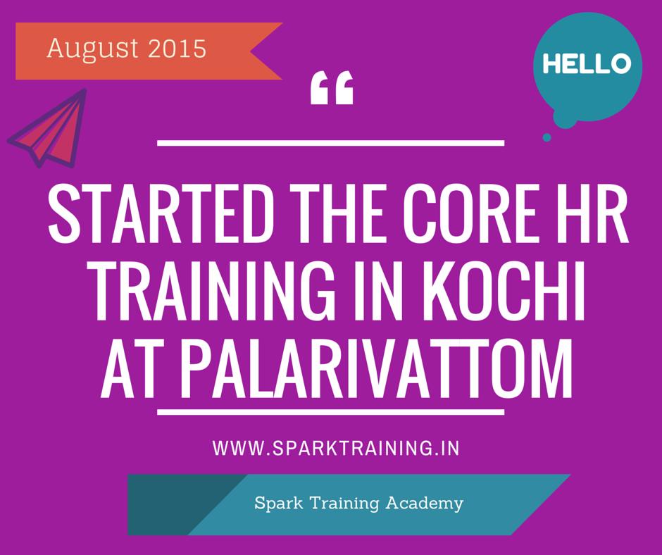Start Core HR Kochi
