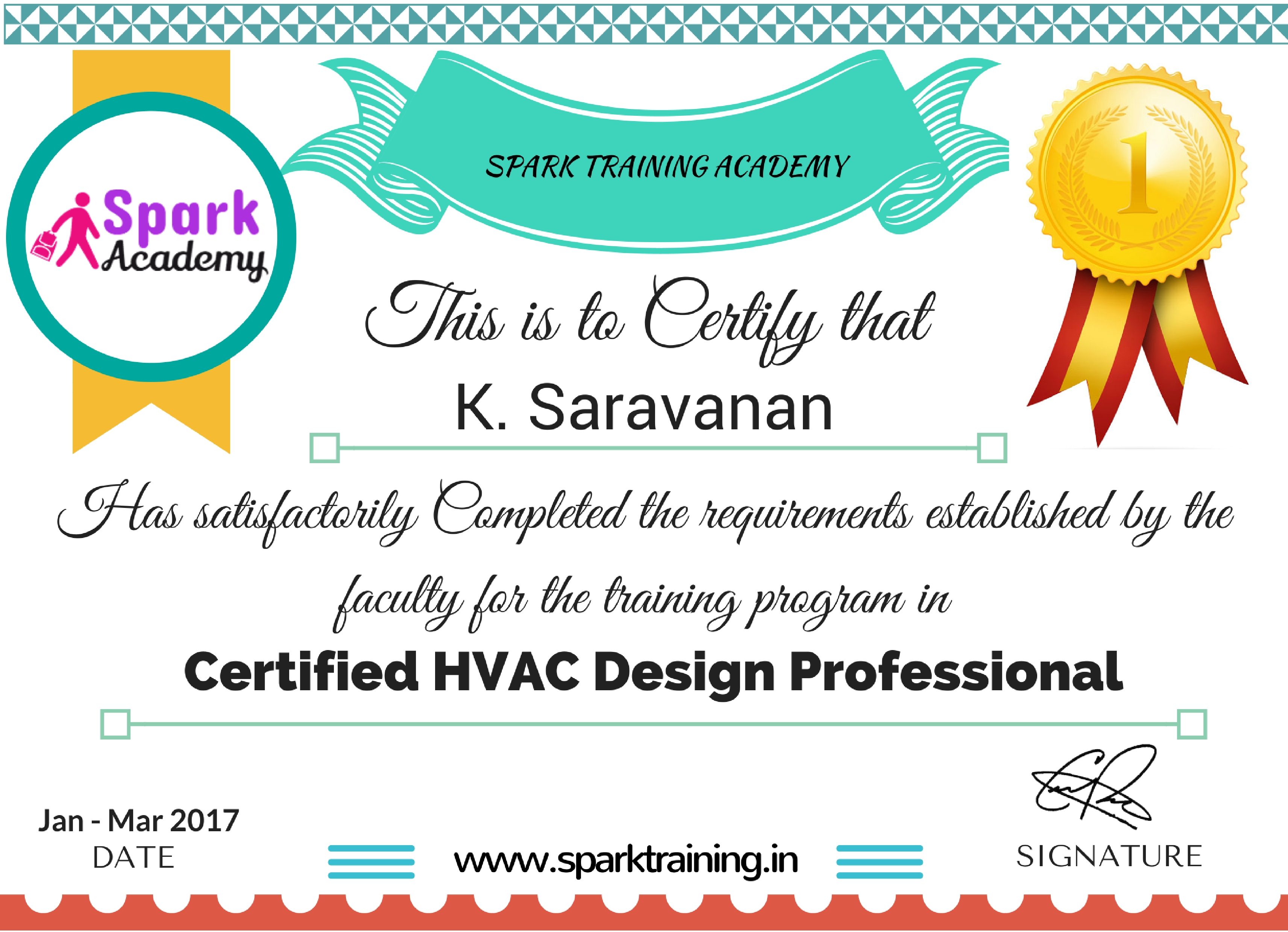 Hvac Training In Chennai Course Drawing Program Batches