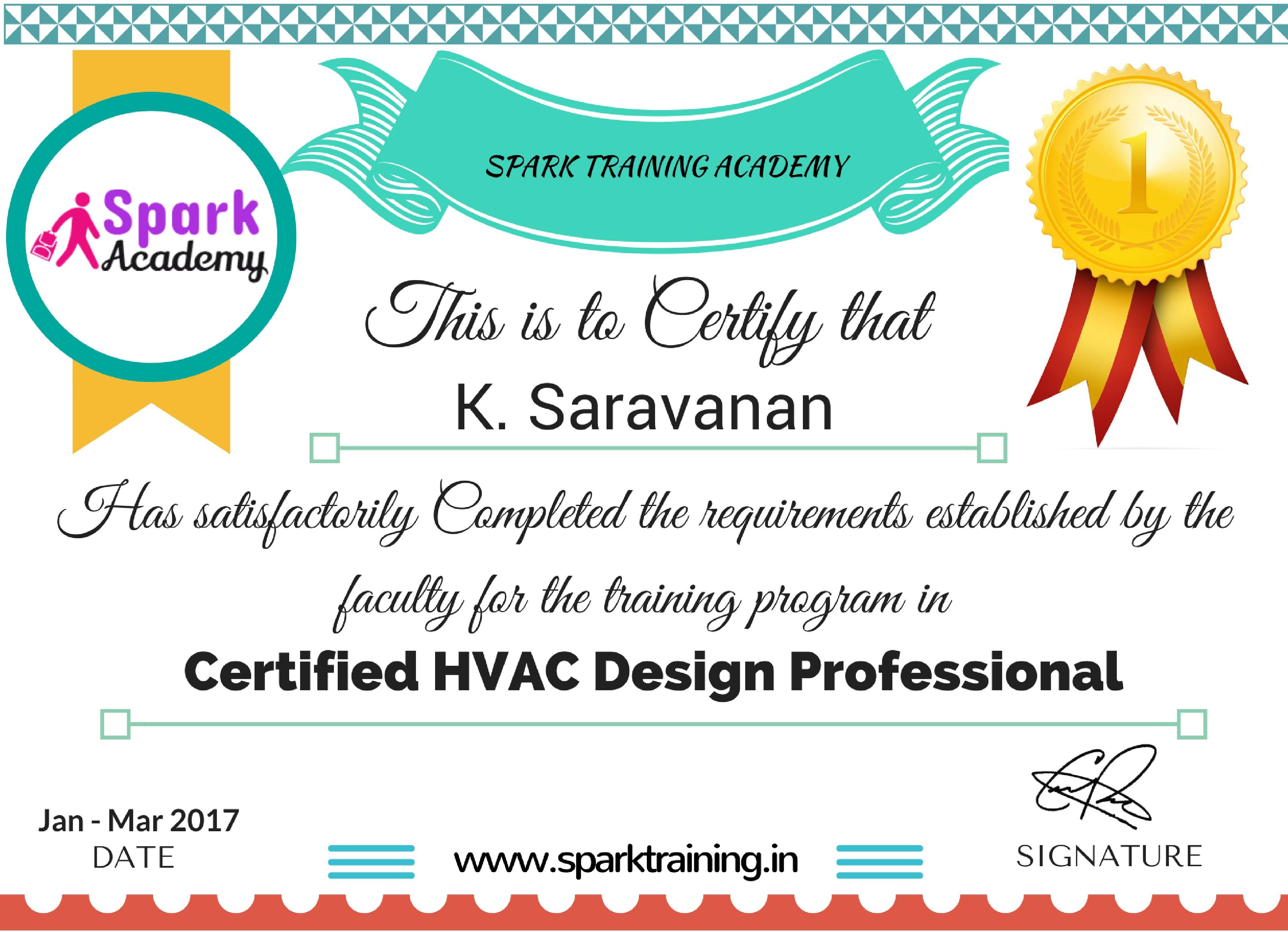 Hvac Training In Chennai Hvac Course In Chennai